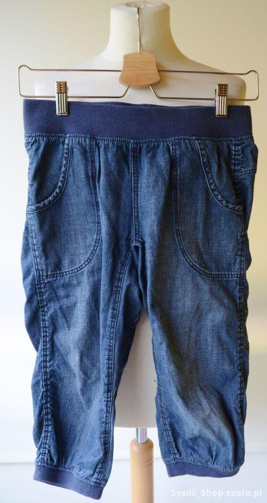 Spodenki Krótkie H&M Jeans 158 cm 12 13 lat Szorty