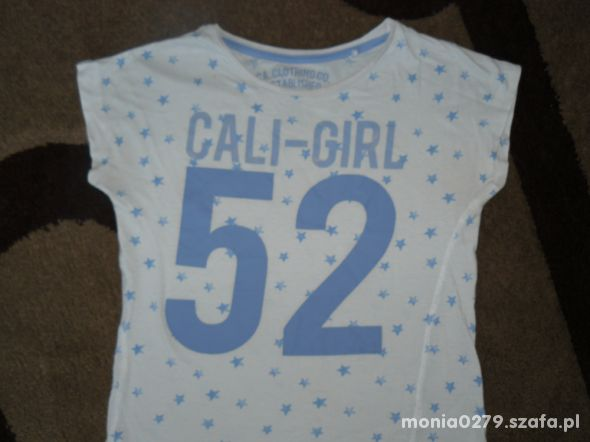 Bawełniana koszulka 134