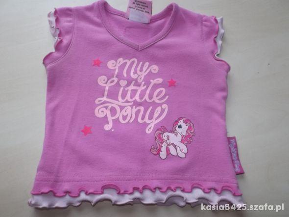 Bluzeczki dla dziewczynki 3szt 18zł