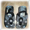Japonki sandalki REBEL dla dziecka plaze