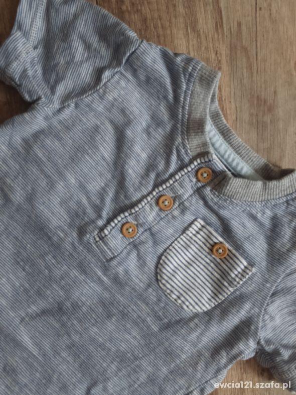 fajna bluzeczka dla chłopca