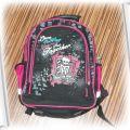 plecak Monster High miesci format A4