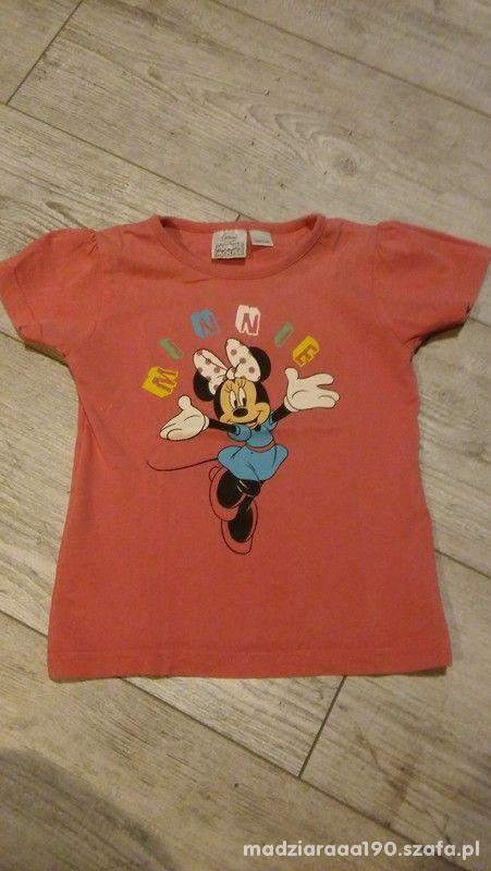 Bluzeczka Minnie rozm 98 104
