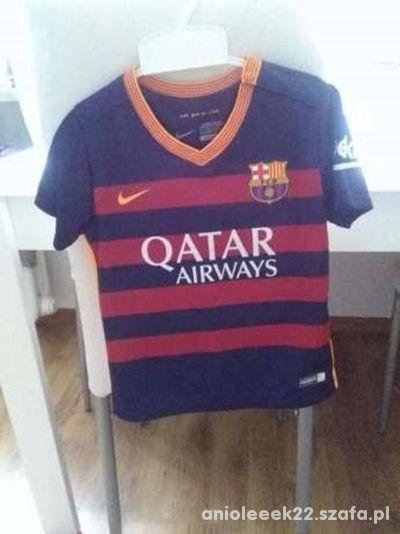Koszulka FC Barcelona Oryginalna rozmiar 86 92