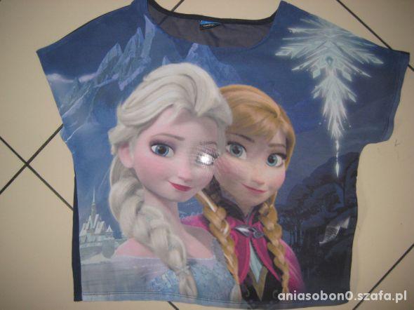 bluzeczka disney BAJKOWA