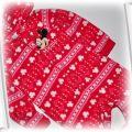 Pajac piżama kombinezon Myszka Minnie 98 cm