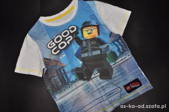 Lego bluzka koszulka 116 122 cm