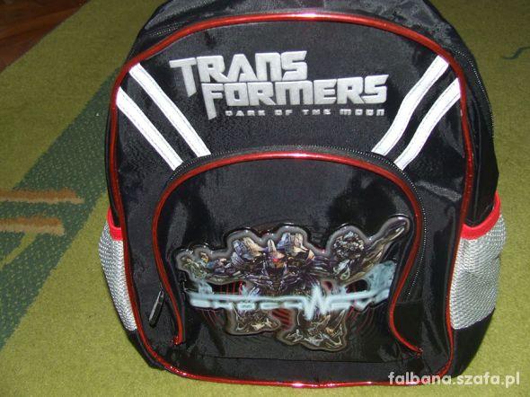 Transformers mały plecak