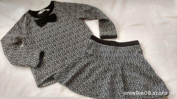 Śliczny komplet dla dziewczynki H&M na 110 116