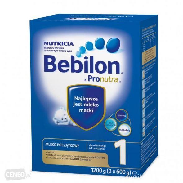 Mleko Bebilon 1 z Pronutra