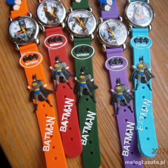 Zegarek na rękę Batman