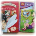 Książka Mała wróżka Amelka 8 opowiadań jak nowa