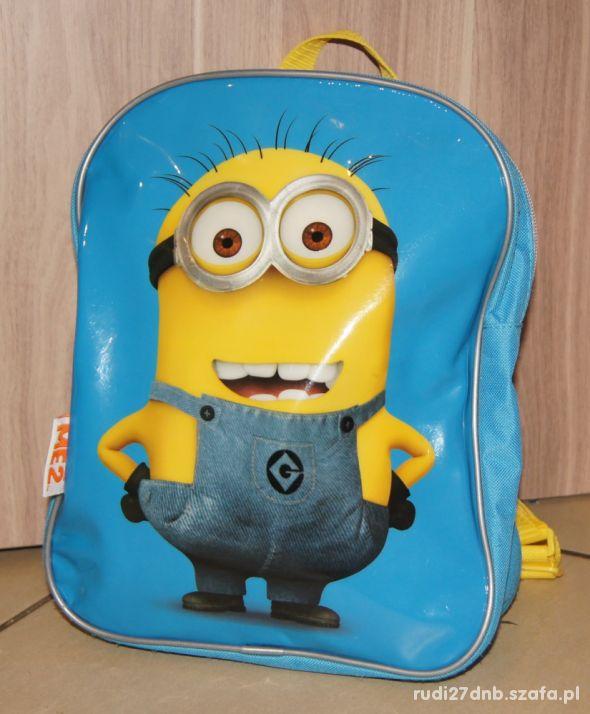 Plecak plecaczek Minionki
