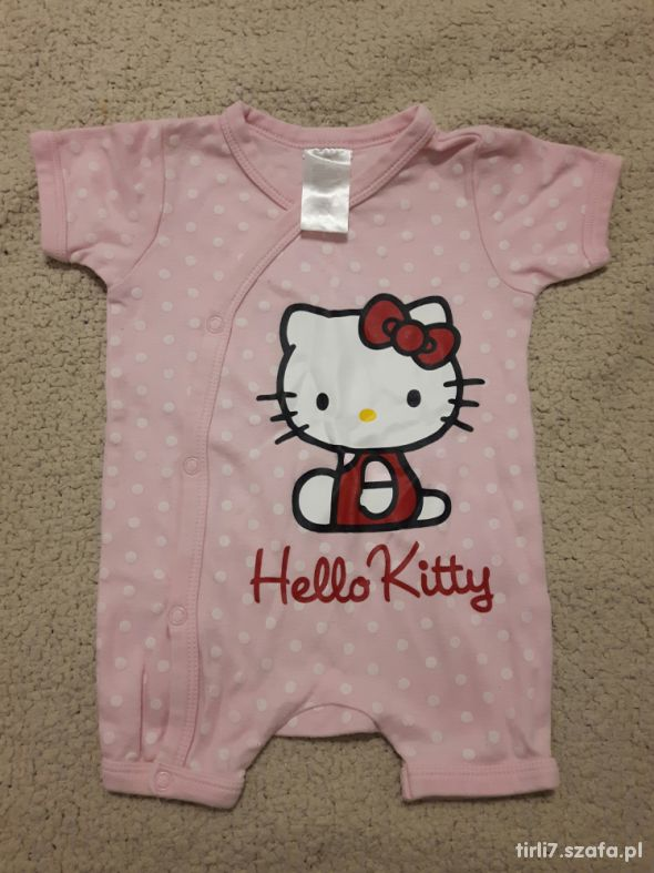 Rampersy hello kitty H&M 62