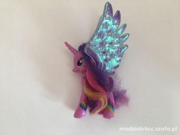 My Little Pony księżniczka Twilight ze skrzydłami