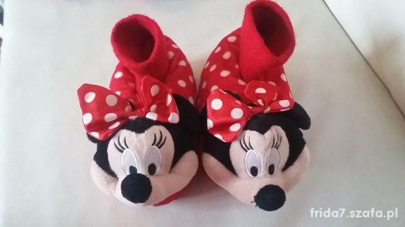jak nowe ciapy kapcie łapcie Minnie Disney 28