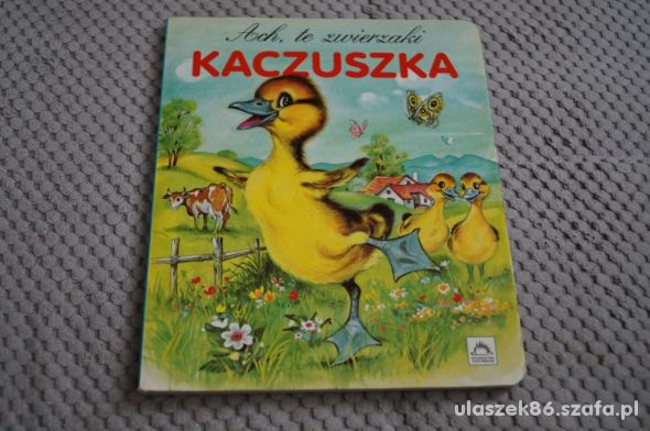 książka Kaczuszka