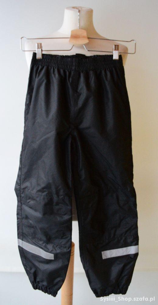 Spodnie Narciarskie Czarne 122 128 cm 7 8 lat My W