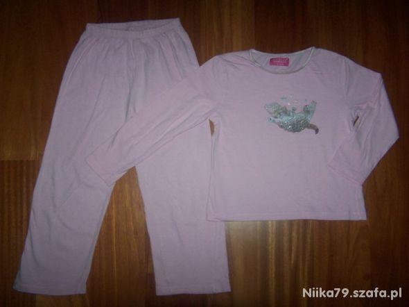 Primark piżamka kotek 116