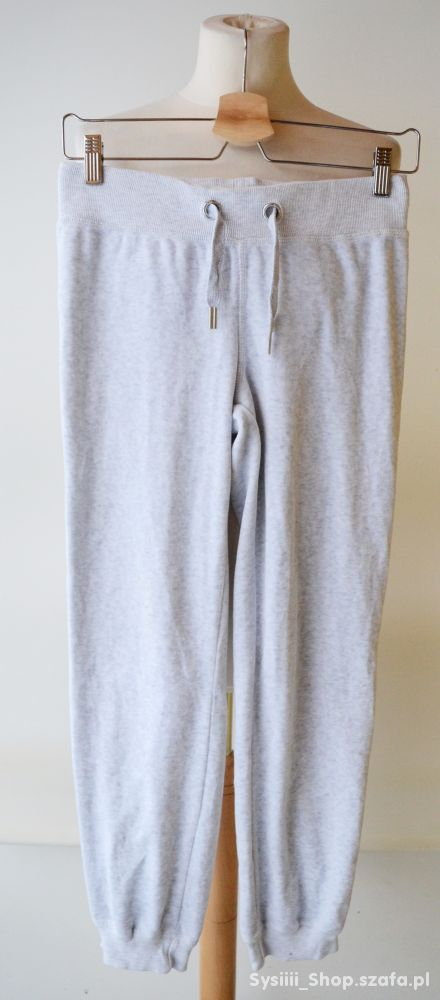 Dresy Spodnie Dresowe Cubus Szare 152 cm 12 lat