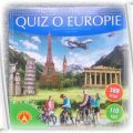 Quiz o Europie gra planszowa