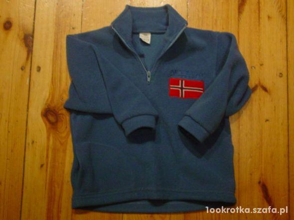 Bluza z polaru rozmiar 92