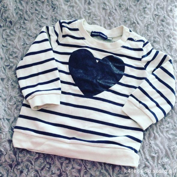 Bluza z sercem
