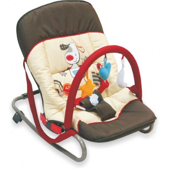 leżaczek baby mix