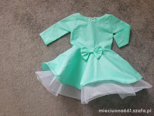 bawełniana sukieneczka