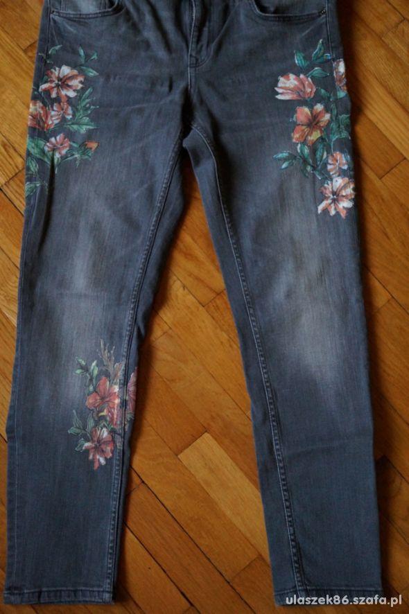 spodnie ZARA 40 nowe