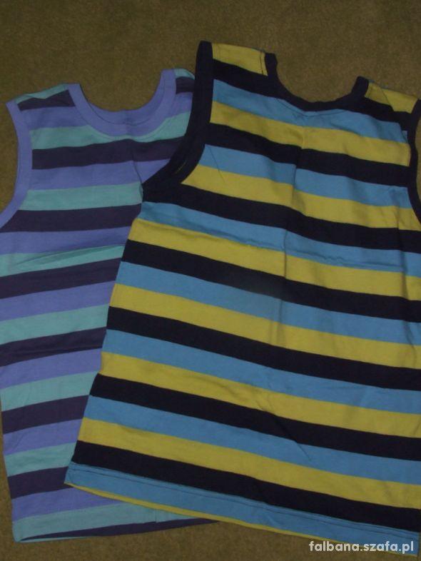 Dwie koszulki