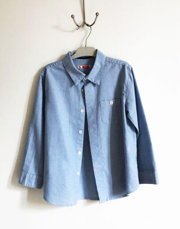 Blekitna koszula dpam 116