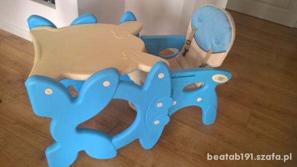 Krzesełko do karmienia fotelik