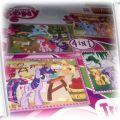 Puzzle Trefl My Little Pony ZESTAW 4 układanki