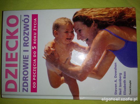 Ksiązka Dziecko Zdrowie I Rozwój