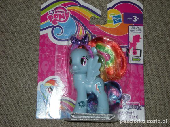 nowy kucyk My Little Pony Rainbow Dash