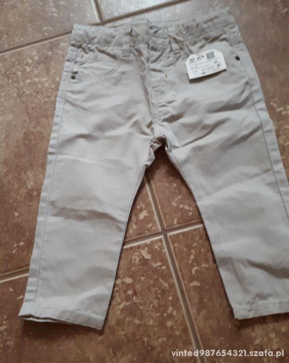 Spodnie Zara Baby Boy NOWE
