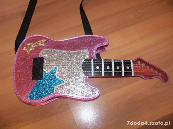 Torebka H&M gitara
