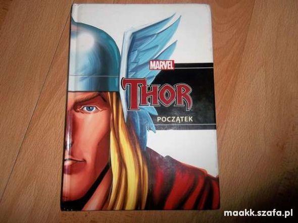 Thor początek