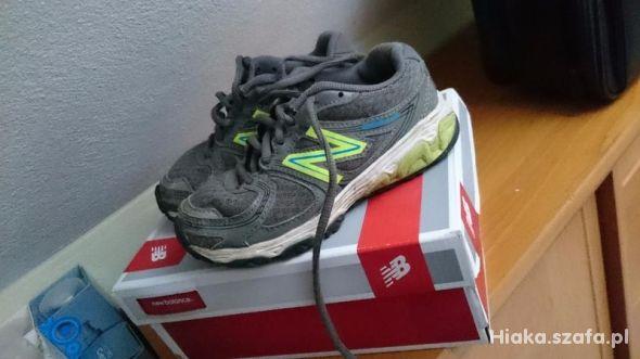 Buty dziecięce New Balance wkładka 175 cm