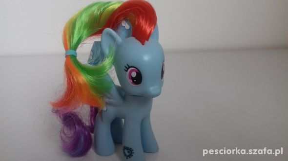 Kucyk My Little Pony Rainbow Dash
