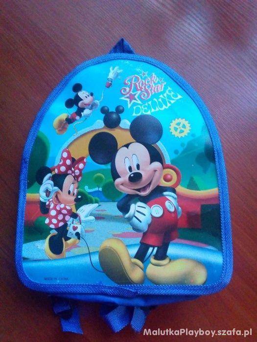 Nowy plecaczek