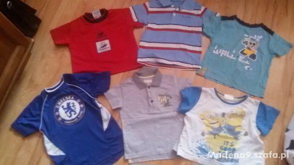 Bluzeczki 92 98