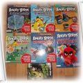 Książki Angry Birds 1