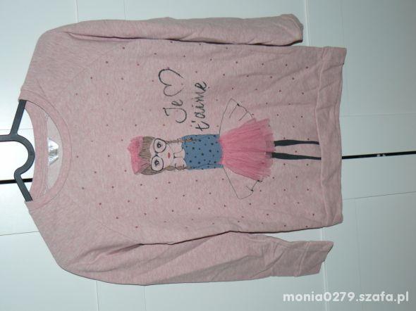 Świetna bluza 134 140