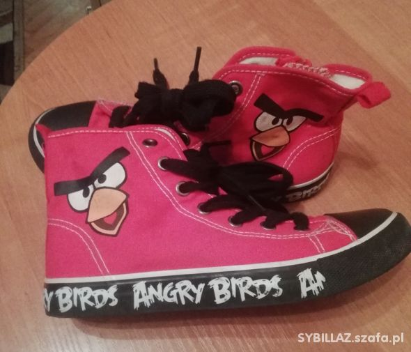 Trampki Angry Birds 35