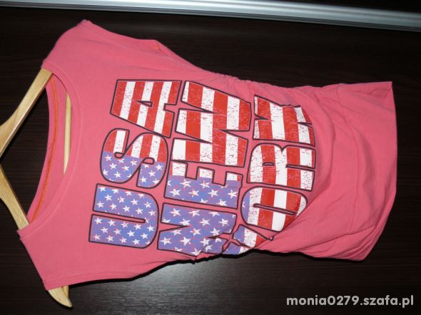 Bawełniana koszulka 146 152