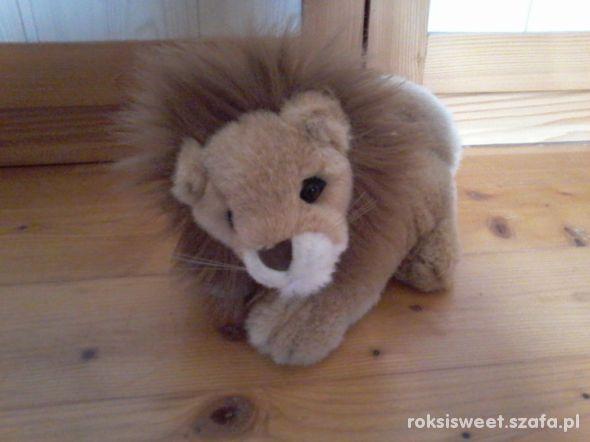 Zabawka Lwiątko