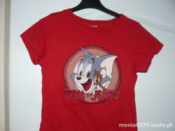 Koszulka Tom i Jerry 146 152