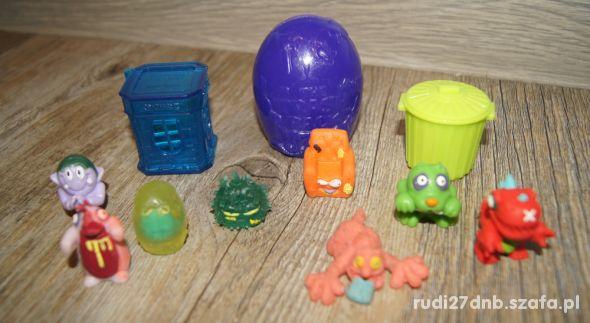 Zestaw figurki kolekcja Śmieciaki Trash Pack 11 el